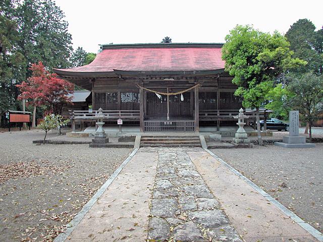 美作総社宮(岡山県津山市総社)- 日本すきま漫遊記